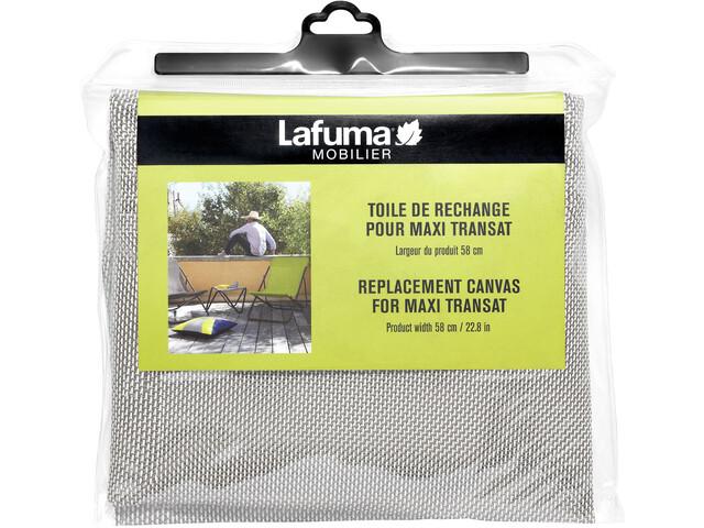 Lafuma Mobilier Bezug für Maxi-Transat 62cm Batyline seigle